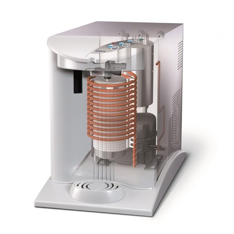 Erogatore acqua naturale frizzante refrigerata COSMETAL mod J-class cu+ safepath  eBay