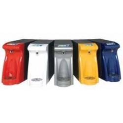 VENUS DRY TOP: erogatore d'acqua soprabanco (liscia/frizzante, temp.ambiente/fredda/calda)