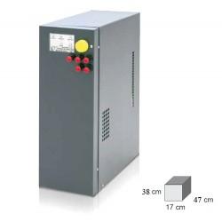 MINI OSMOGASFRESH DRY: osmosi inversa diretta con frigo-gasatore incorporato (liscia/frizzante, temp.ambiente/fredda)