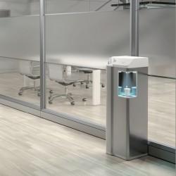 COSMETAL AQUALITY POU: Dispenser d'acqua a colonnina (liscia/frizzante, temp.ambiente/fredda/calda)