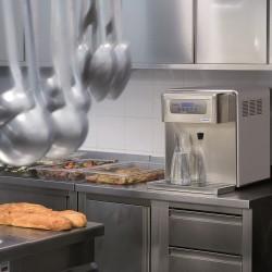 COSMETAL NIAGARA TOP: erogatore d'acqua soprabanco (liscia/frizzante, temp.ambiente/fredda)