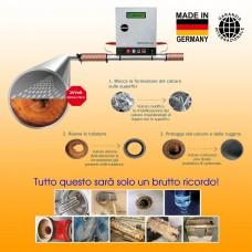 CALMAT PLUS: sistema anticalcare elettronico ed ecologico